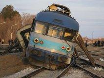 Nesreča vlaka v Iranu