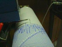 zapis potresa na seizmografu