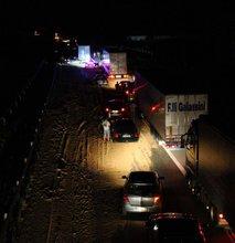 Prometna nesreča pri Brezovici