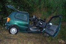 Nesreča v Radečah - 2