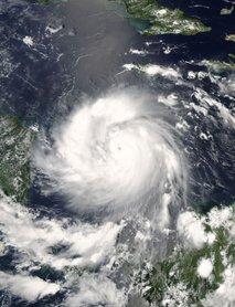 Satelitska slika Felixa