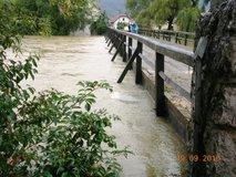 Poplava v Kostanjevici - 2