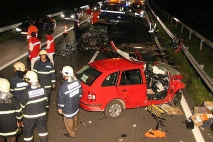 Nesreča Šentilj - Maribor