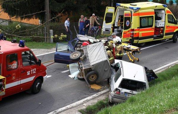 Nesreča v Selnici ob Dravi
