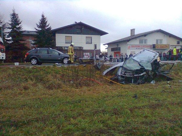 Nesreča pri Depali vasi - 2