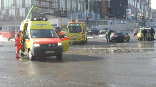 Nesreča reševalnega vozila - 2