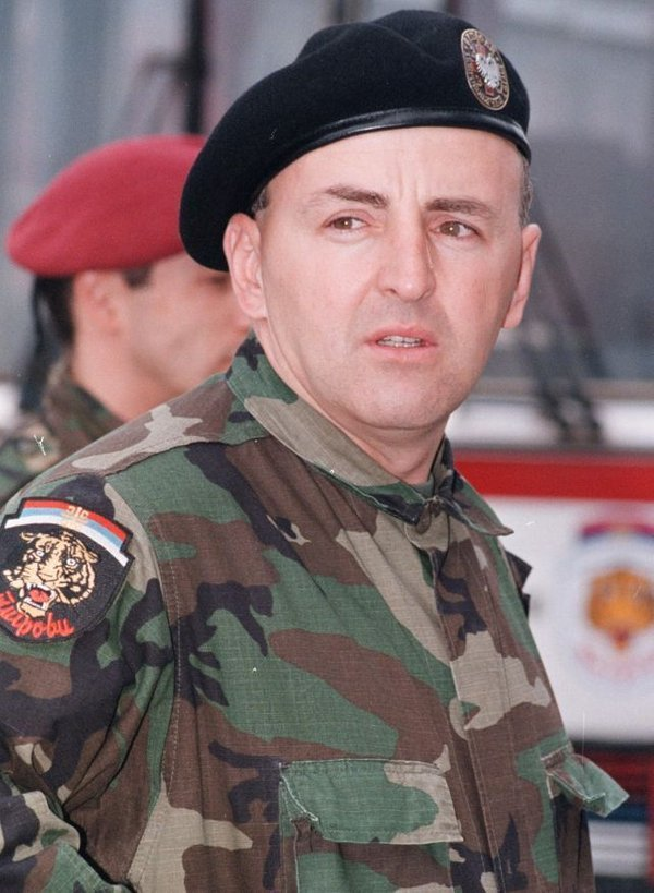 Classify Željko Ražnatović Arkan