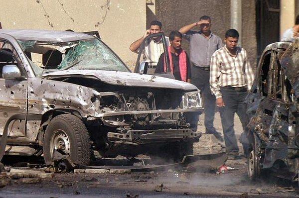 eksplozija avtomobil bomba