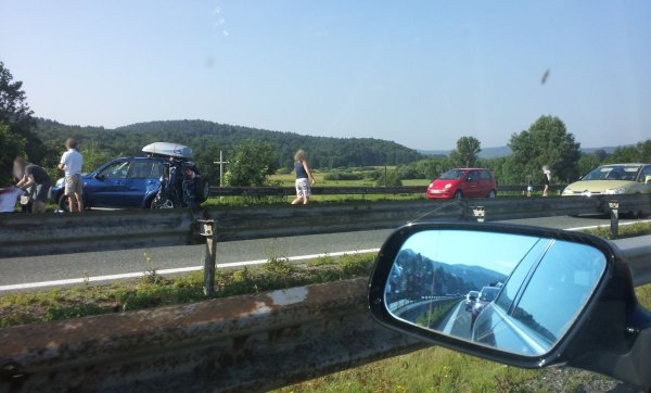 Nesreča na primorski avtocesti - 3