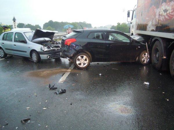 Prometna nesreča na štajerski avtocesti - 3