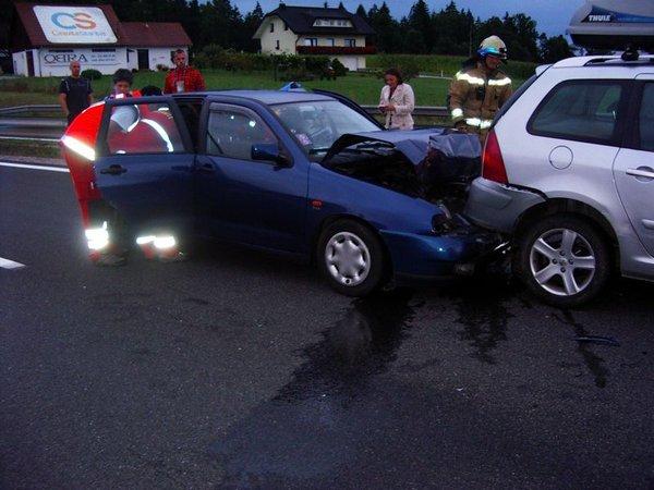 Nesreča na AC Maribor - Celje, med priključkoma Dramlje in Celje vzhod - 3