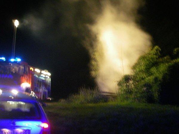 Zgorela Sitarjeva hiša - 2