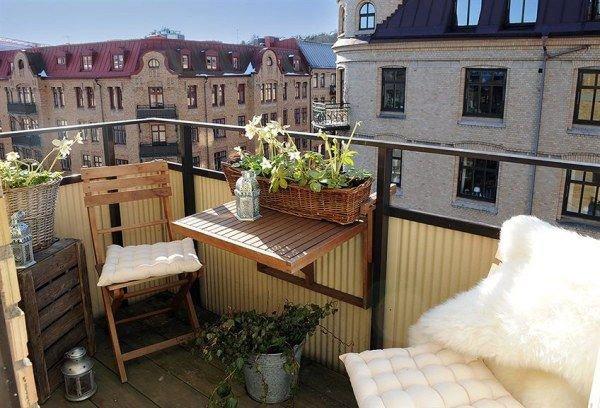 Balkon spomladi - 2