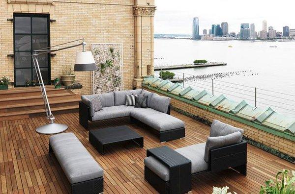 Lesena terasa v New Yorku - 4