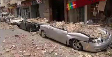 Potres v Španiji