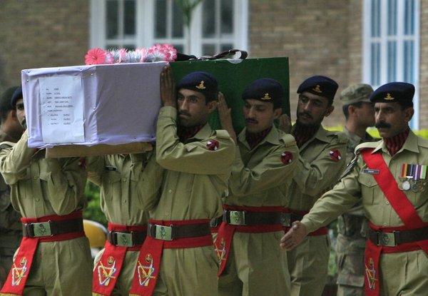 Pakistanski vojaki