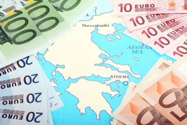Evro in Grčija