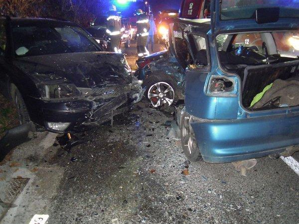Prometna nesreča - 1