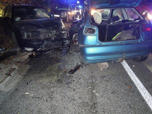 Prometna nesreča - 3