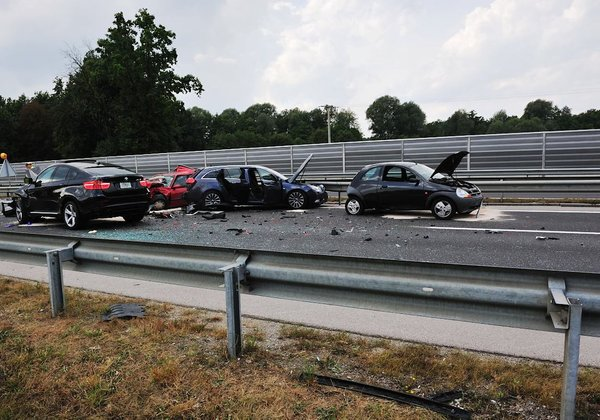 Nesreča na štajerski avtocesti
