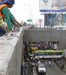 Nesreča avtobusa - 2